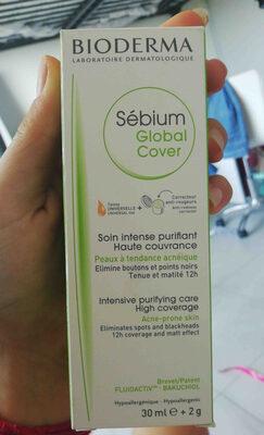 Bioderma sebium - Product - en
