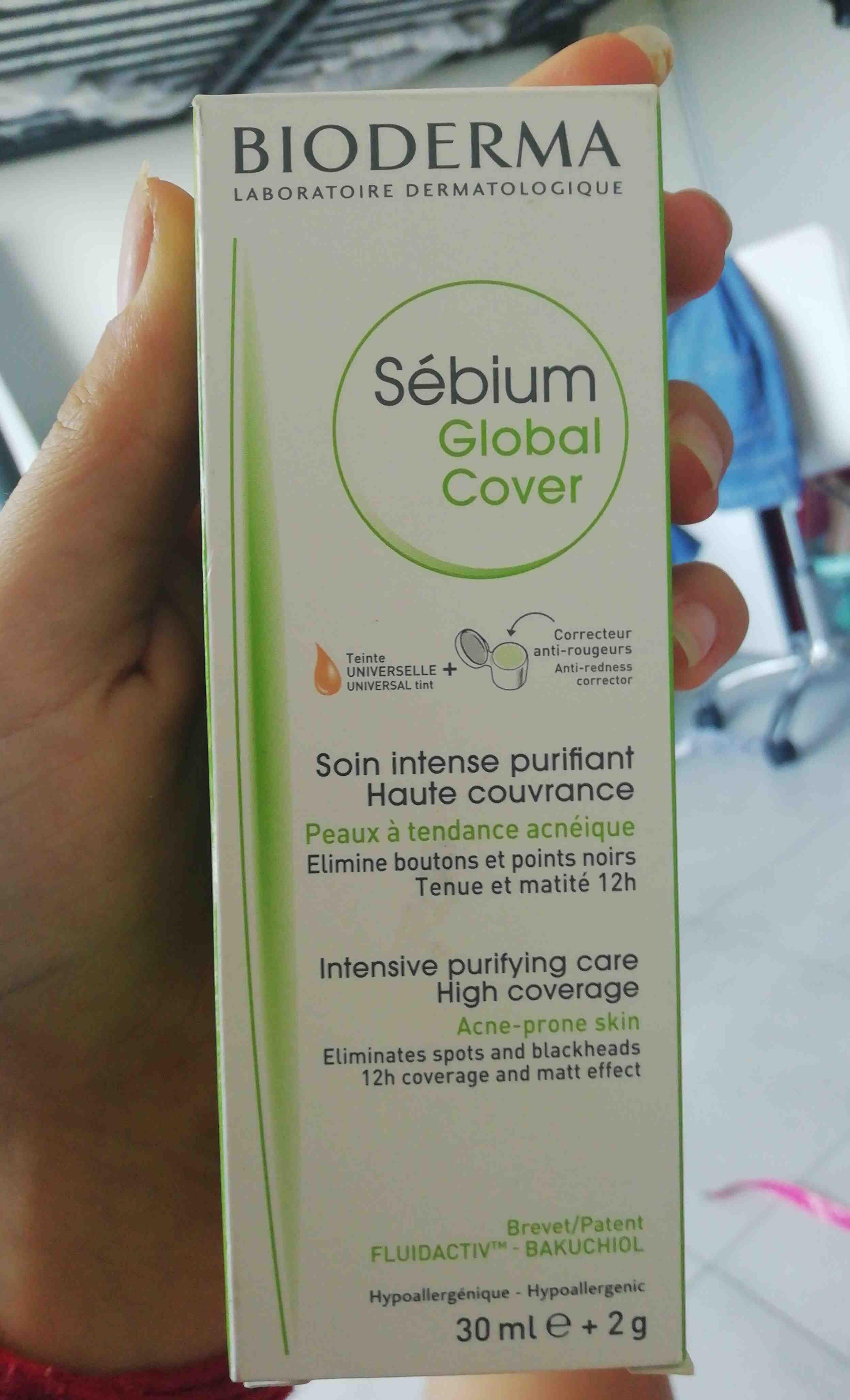 Bioderma sebium - Produit - en