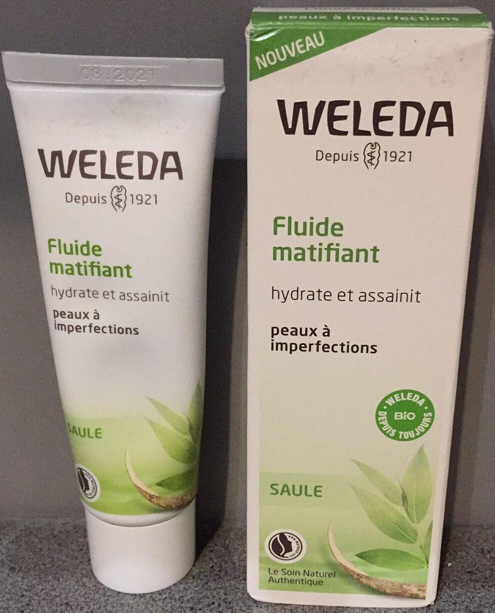Fluide matifiant - Product - fr