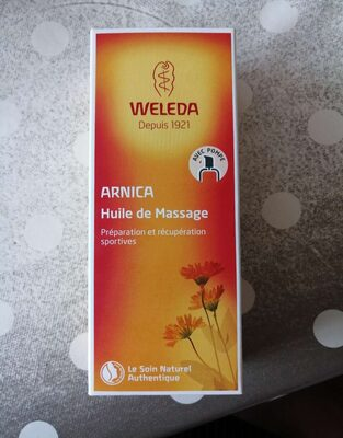 Huile de massage Arnica - Product - en