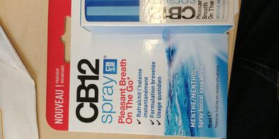 Cb12 spray - Produit