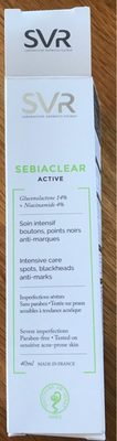 Sebiaclear active - Produit
