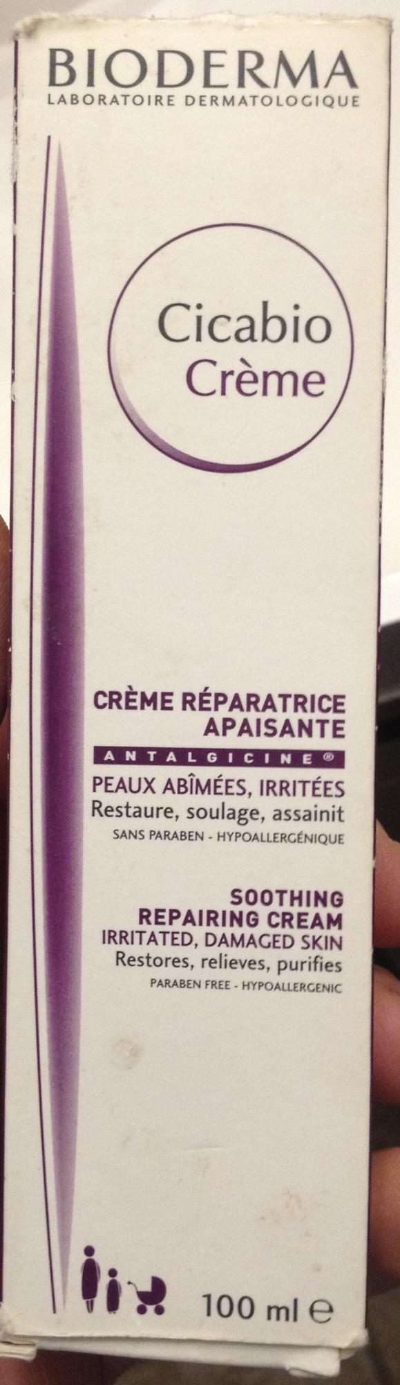 Cicabio crème - Produit - fr