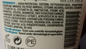 Atoderm mains - Ingredients - en