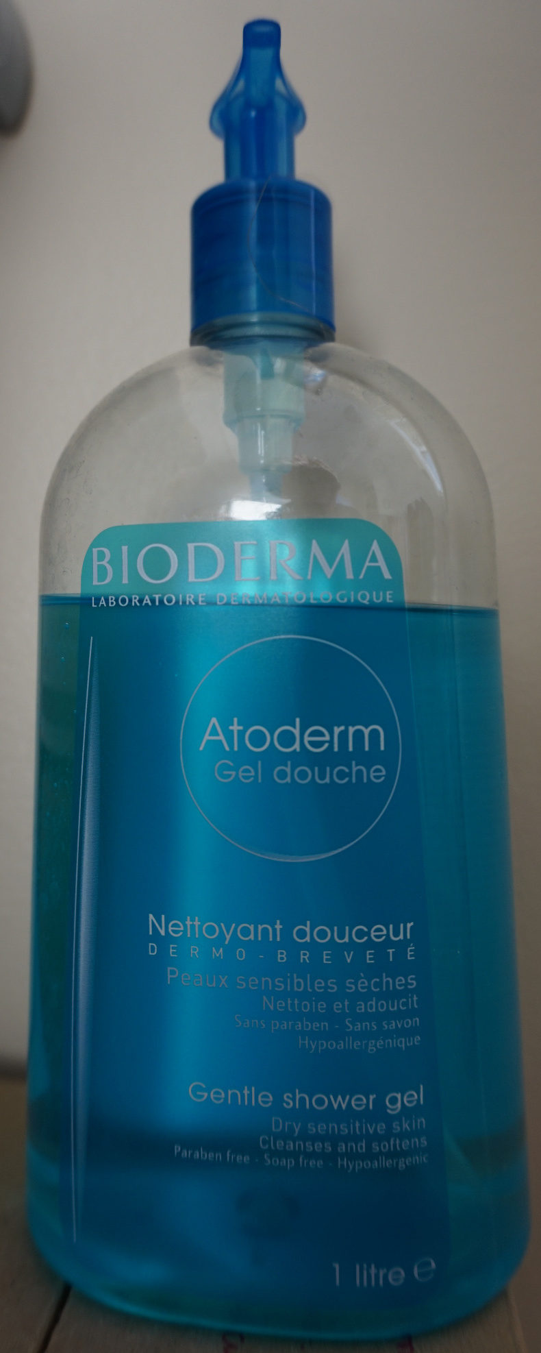 Bioderma - Atoderm Gel douche - Product