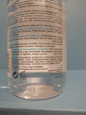 Hydrabio H2O - Product