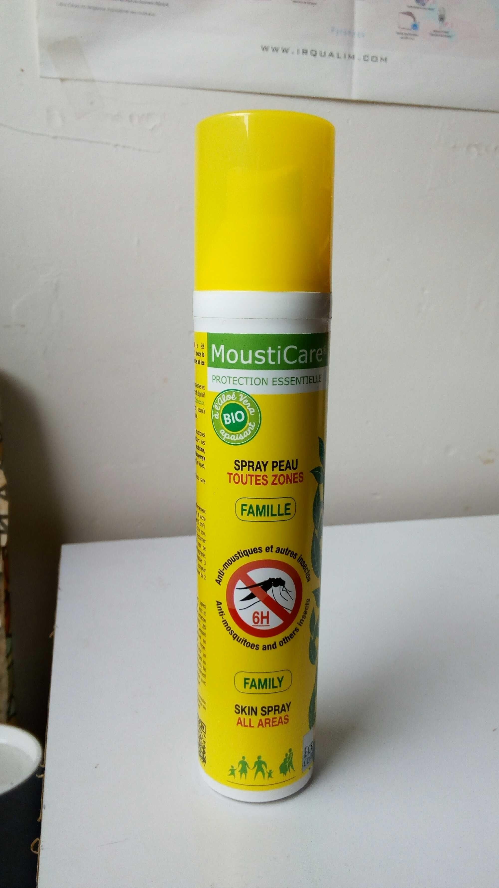 MoustCare - Produit - fr