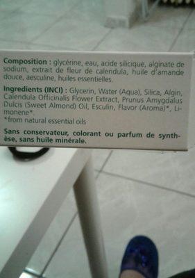 Weleda Duo Gel Dentifrice Enfant 2 50ML - Ingrédients - fr