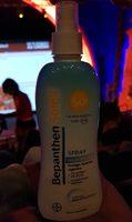 Bepanthen Soleil Spray 50+ - Product - fr