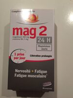 Cooper Mag 2 Nervosité / Fatigue 45 CPS (stress Sleep) - Product - fr
