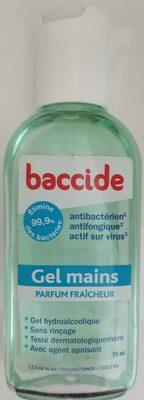 Gel mains parfum fraîcheur - Product - es