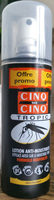 lotion anti-moustiques zone tropiques - Product