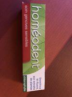 Dentifrice soin gencives sensibles - Produit