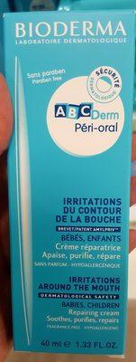 Bioderma Péri-Oral ABCDerm - Product - fr