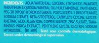 Bioderma Péri-Oral ABCDerm - Ingredients - fr