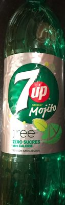 7Up saveur Mojito - Product - fr