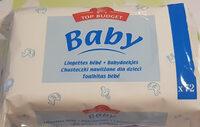 Lingettes bébé - Produit - fr