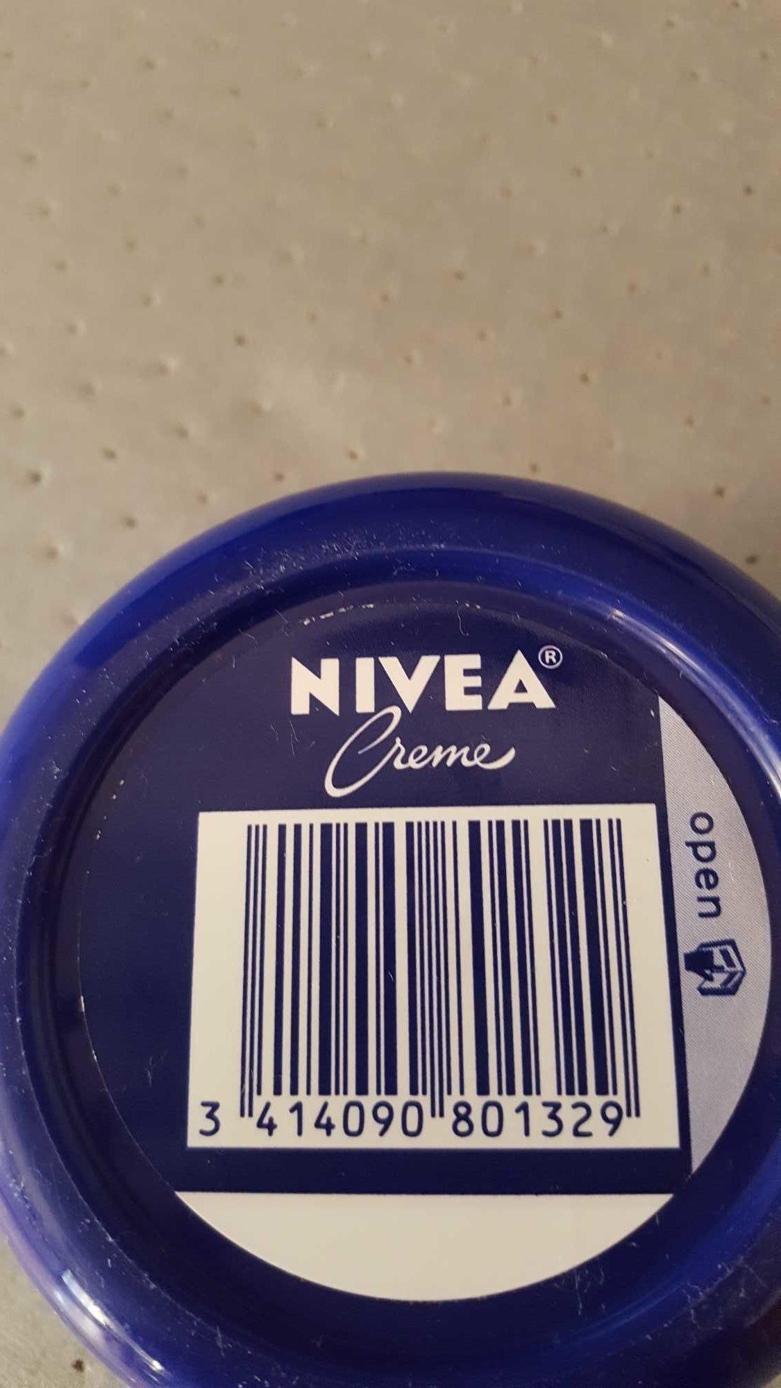 Crème nivea - Product - fr