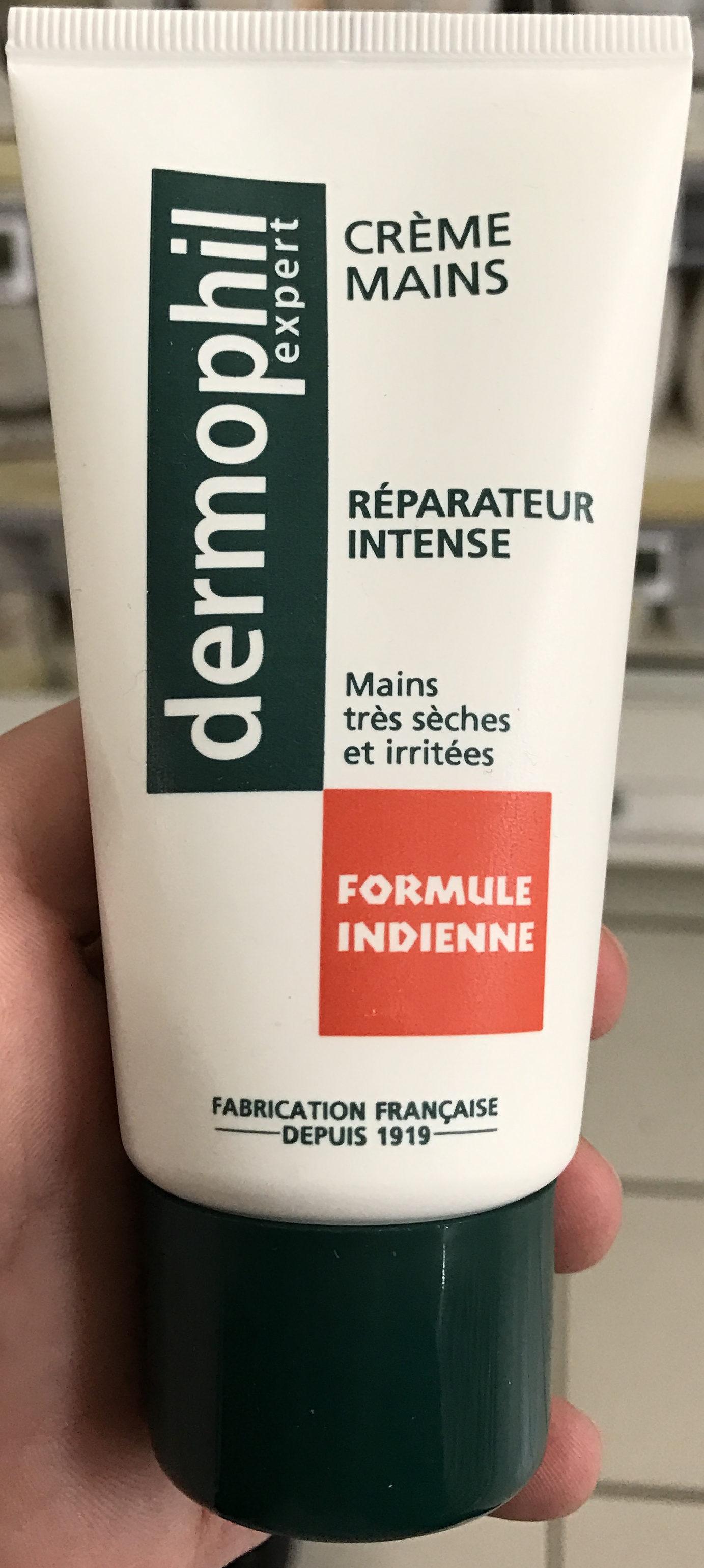 Crème mains réparateur intense formule indienne - Product