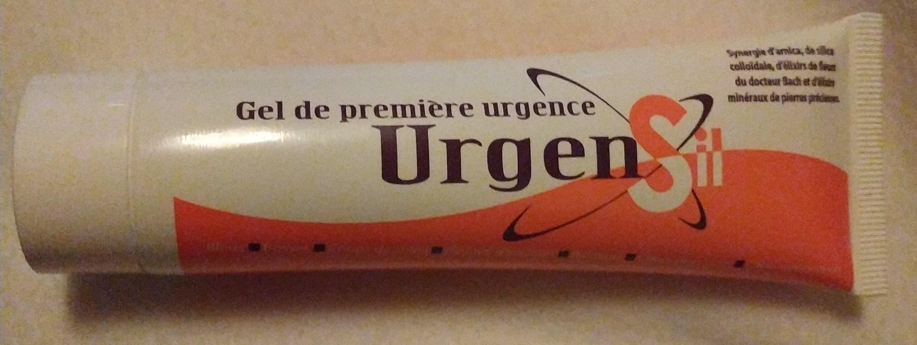 Gel de première urgence UrgenSil - Product - fr