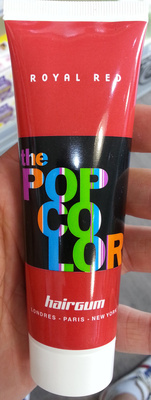 The Pop Color Royal Red - Product