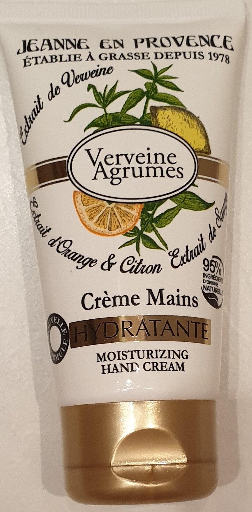 Verveine Agrumes Moisturizing Hand Cream - Product - de