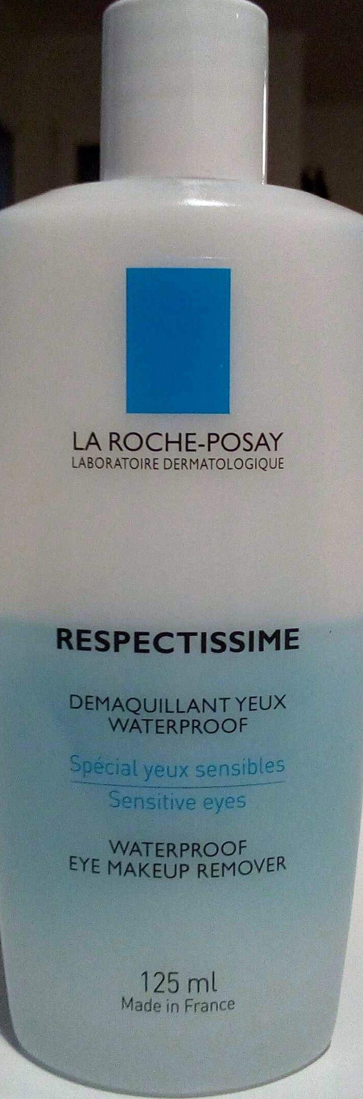Respectissime - Produit