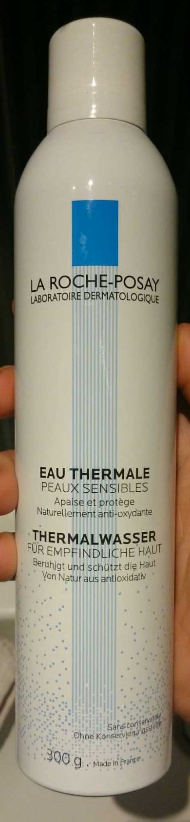 Eaux Thermal peaux sensibles - Product