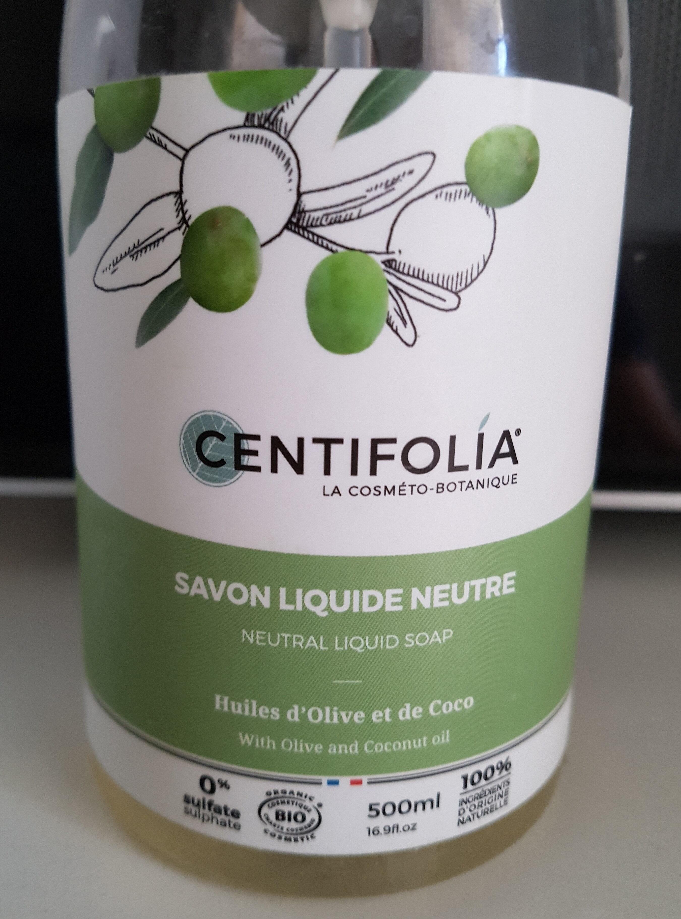Savon liquide neutre - Produit - fr
