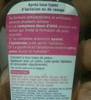 Dermo-soin épilation spécial poils incarnés - Product