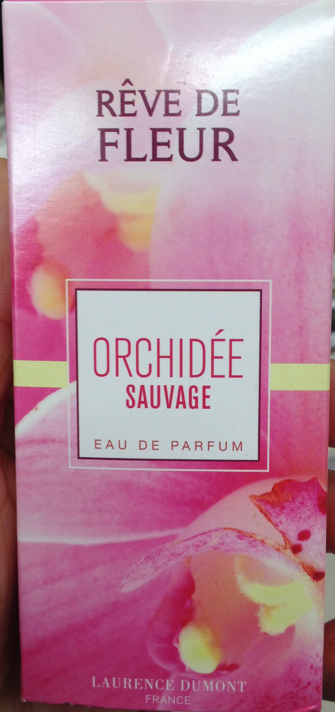 Rêve de fleur Orchidée sauvage - Produit - fr