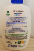 Crème lavante mains hydratante - Product - en