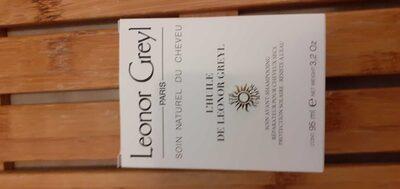 L'huile de Leonor Greyl - Product