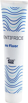 Dentifrice au fluor - Produit - fr