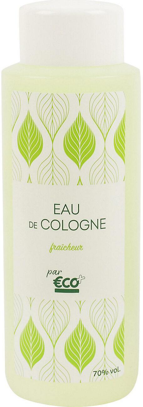 Eau de Cologne fraîcheur - Product - fr