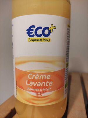 Crème lavante amande et miel - Product - fr