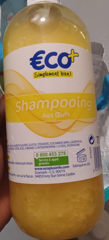 Shampooing aux oeufs - Produit - fr