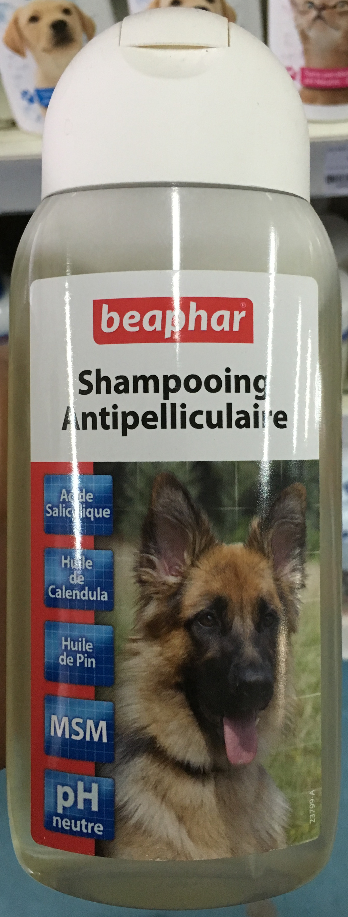Shampooing antipelliculaire - Produit