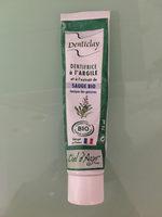 Denticlay Dentifrice Argile Sauge - 75 ML - Ciel D'Azur - Product - fr