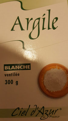 argile naturelle - Product - fr
