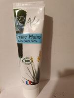 Crème Mains Aloe Vera 50% - Produit - fr