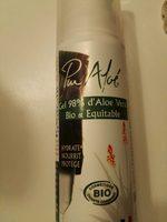 Gel 98% d'Aloe vera - Product - fr