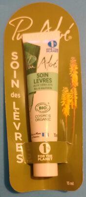 soin lèvres aloé véra 50% bio & équitable - Produit
