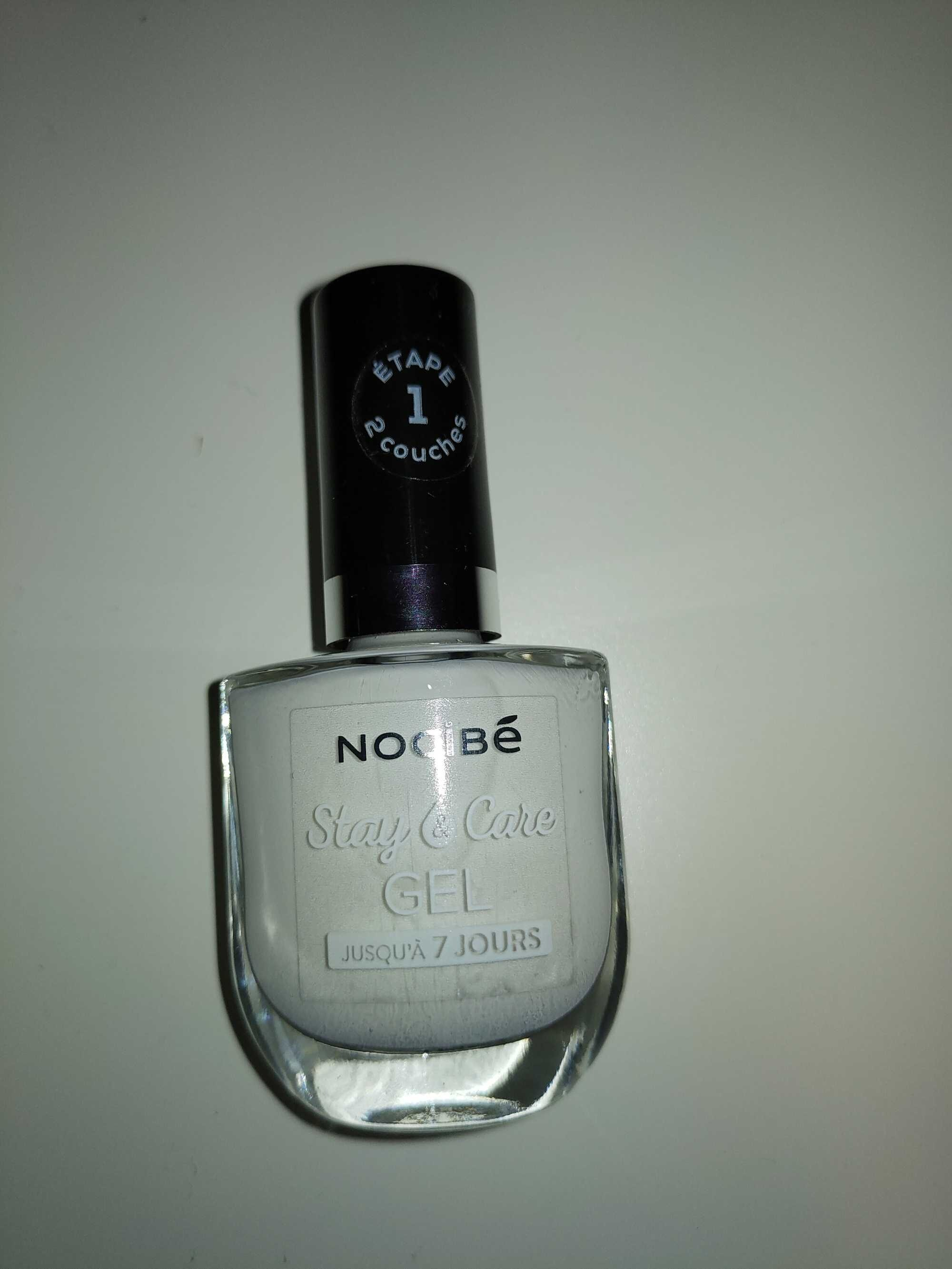 Vernis à ongles, Stay & Care Gel - White Queen - Product - fr