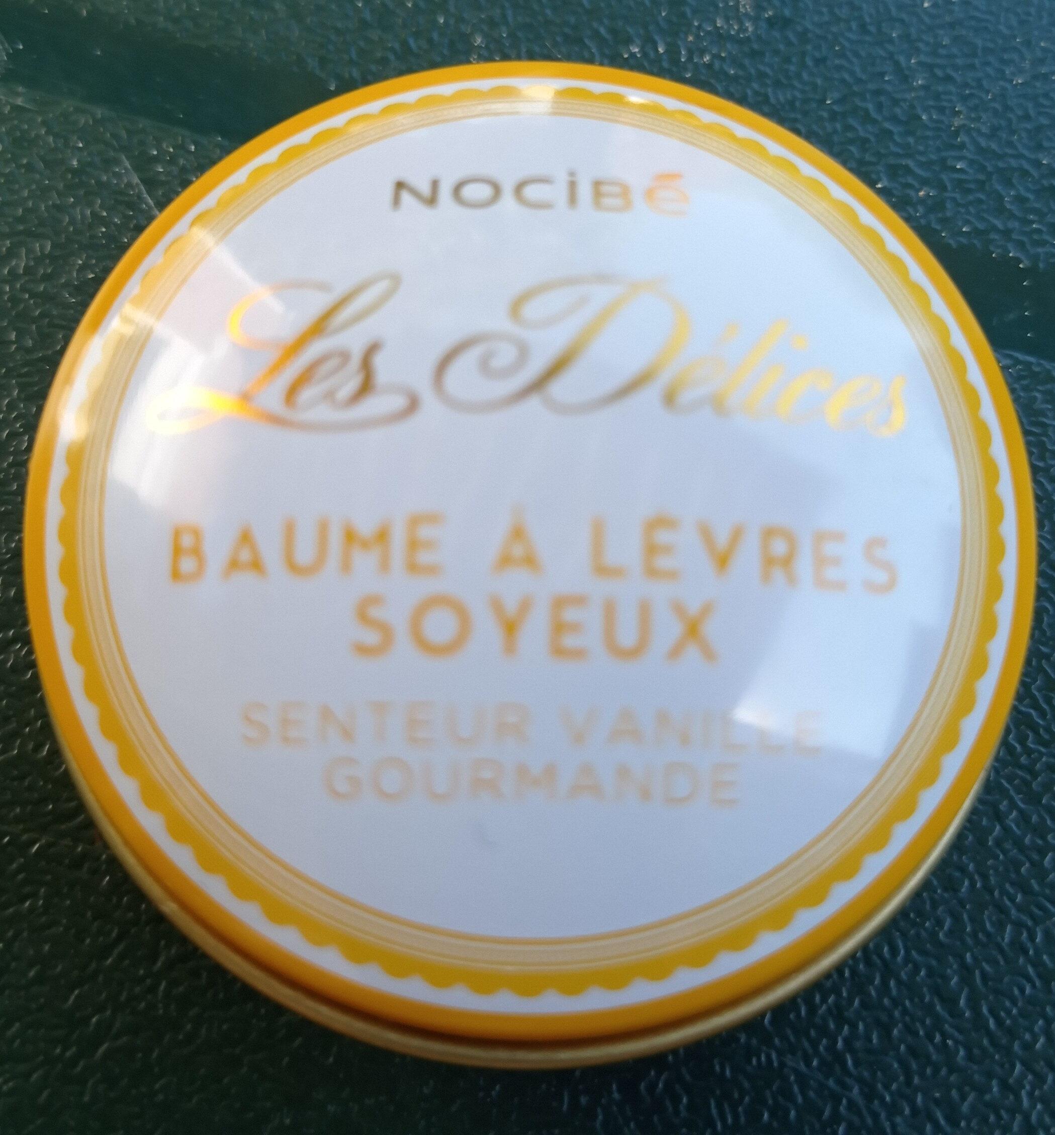 Baume à lèvres soyeux - Product - fr