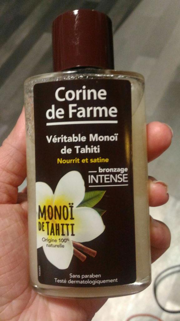 Véritable Monoï de Tahiti - Produit
