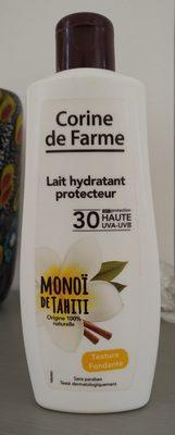Lait hydratant protecteur monoï de tahiti - Produit - fr