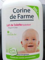 Corine de Farme Lait de Toilette Hydratant - Product