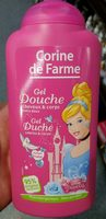 Gel douche cheveux et corps extra doux, Disney - Produit