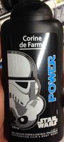 Power Gel douche corps et cheveux fraicheur - Product